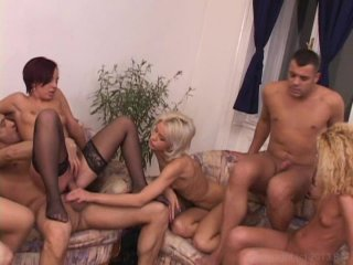 Streaming porn video still #3 from Party of Sex 3