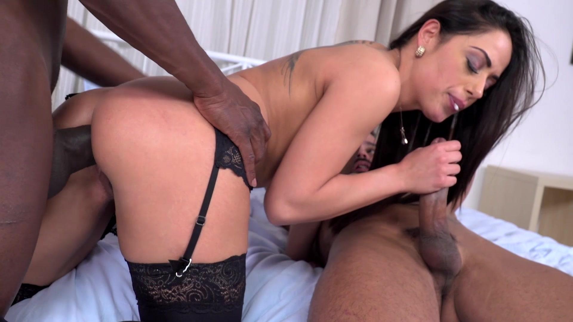 Angelin joy wants to dicks at same time 5