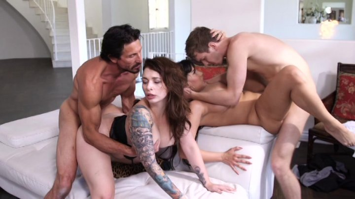 Wife Swap Orgy 2017  Adult Empire-1947