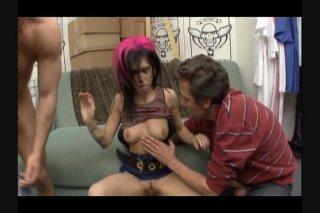 Streaming porn video still #1 from Joanna Angel Ass-Fucked