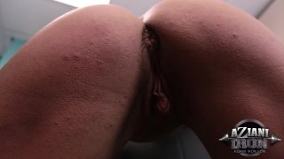 Streaming porn video still #5 from Aziani's Iron Girls 7