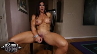 Streaming porn video still #9 from Aziani's Iron Girls 7