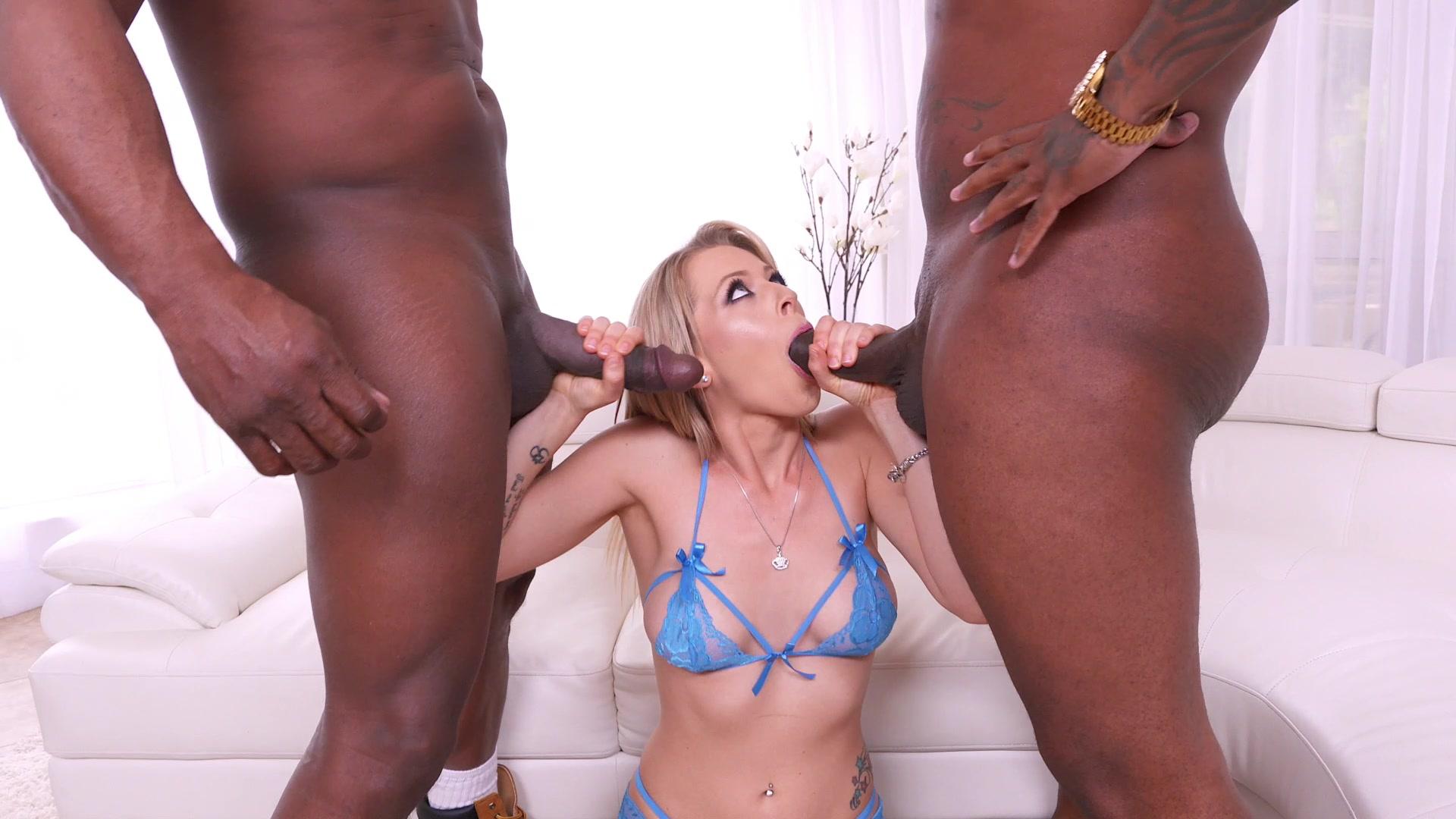 Straight interracial twink sex