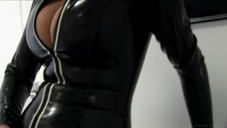 Streaming porn video still #1 from Latex Lovers