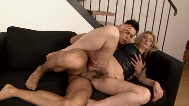 Older woman young man sex