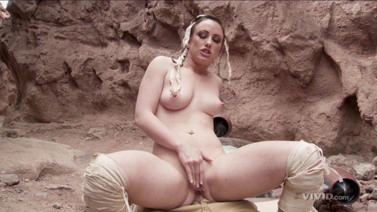 Star Wars XXX : la version porno de La Guerre des toiles