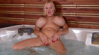 Streaming porn video still #8 from Lesbian Big Breasts