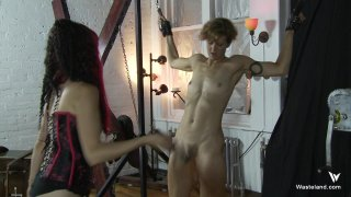 Streaming porn video still #4 from Thank You Mistress, May I Have Another?