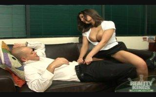 Streaming porn video still #2 from Big Tits Boss Vol. 3