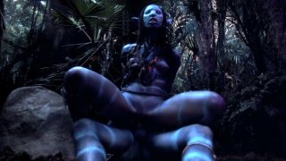 Streaming porn video still #6 from This Ain't Avatar XXX (2D Version)