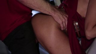 Streaming porn video still #8 from An Inconvenient Mistress