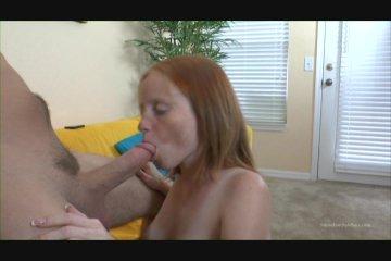 Pregnant alyssa uses her new vibrator 1