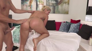 Streaming porn video still #8 from MILF Massage Therapy