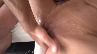 Streaming porn video still #3 from Daddy, I've Never Squirted Before! #2