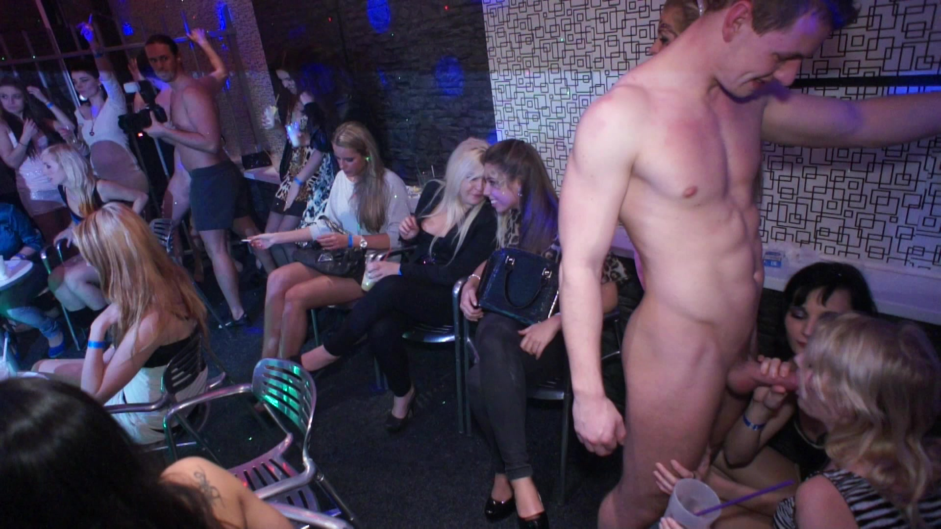Virgin threesome party 7 2014 - 2 part 5
