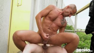 Streaming porn video still #6 from Open & Bred