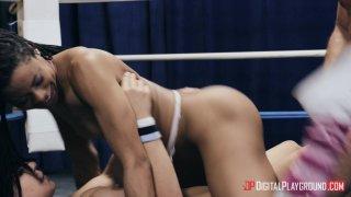 Streaming porn video still #24 from Blow: A DP XXX Parody