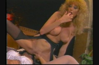 Streaming porn scene video image #5 from Lactating Black Girl Squirts all Over Blonde Mistress