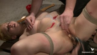 Streaming porn video still #9 from Bound To Please Submissives