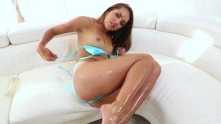 Streaming porn video still #7 from Kick Ass Chicks 100: Latin Sole With Esperanza Del Horno