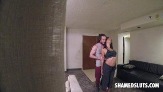 Streaming porn video still #2 from Shamed Sluts: Ashley Adams