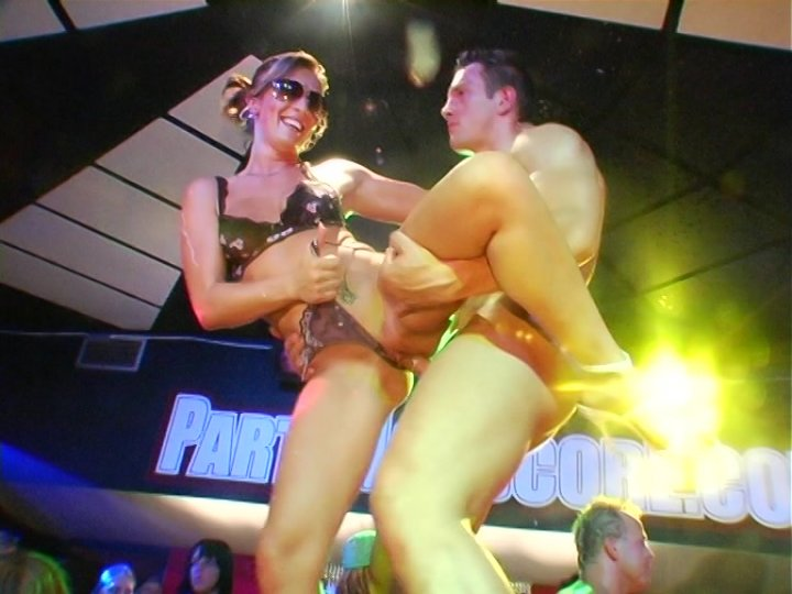Tits and party hardcore video porn star