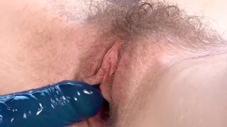 Streaming porn video still #6 from Full Bush Amateurs 6