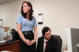 Streaming porn video still #9 from Office Romance, An