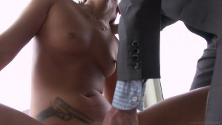 Streaming porn video still #4 from Rocco's Perfect Slaves #7