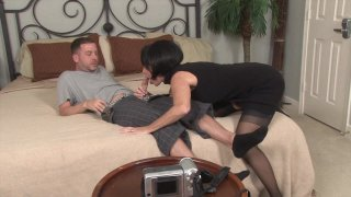 Streaming porn video still #5 from Mother's Seductions #2