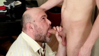 Streaming porn video still #3 from Dirty Old Gay Guys