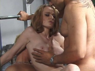 Streaming porn video still #4 from Pounding The Gym Rat