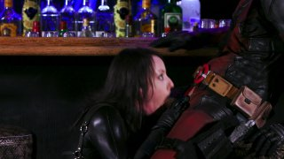 Streaming porn video still #6 from Deadpool XXX: An Axel Braun Parody