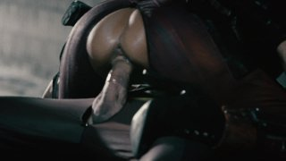 Streaming porn video still #5 from Deadpool XXX: An Axel Braun Parody