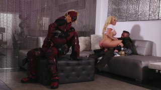 Streaming porn video still #4 from Deadpool XXX: An Axel Braun Parody