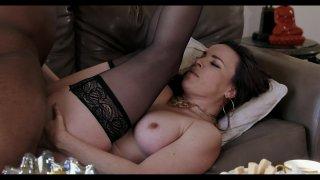 Streaming porn video still #9 from Busty Interracial Vol. 4