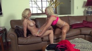 Streaming porn video still #6 from Somebody's Mother 4: Seductions By Cherie DeVille
