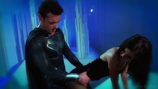 Streaming porn video still #6 from Man Of Steel XXX: An Axel Braun Parody