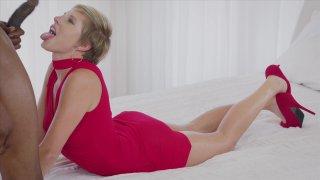 Streaming porn video still #2 from Interracial Threesomes Vol. 5