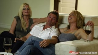 Streaming porn video still #2 from Swingers (DVD+ Blu-Ray Combo)