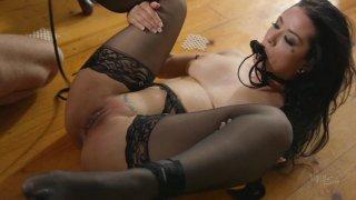 Streaming porn video still #9 from Bound To Cum