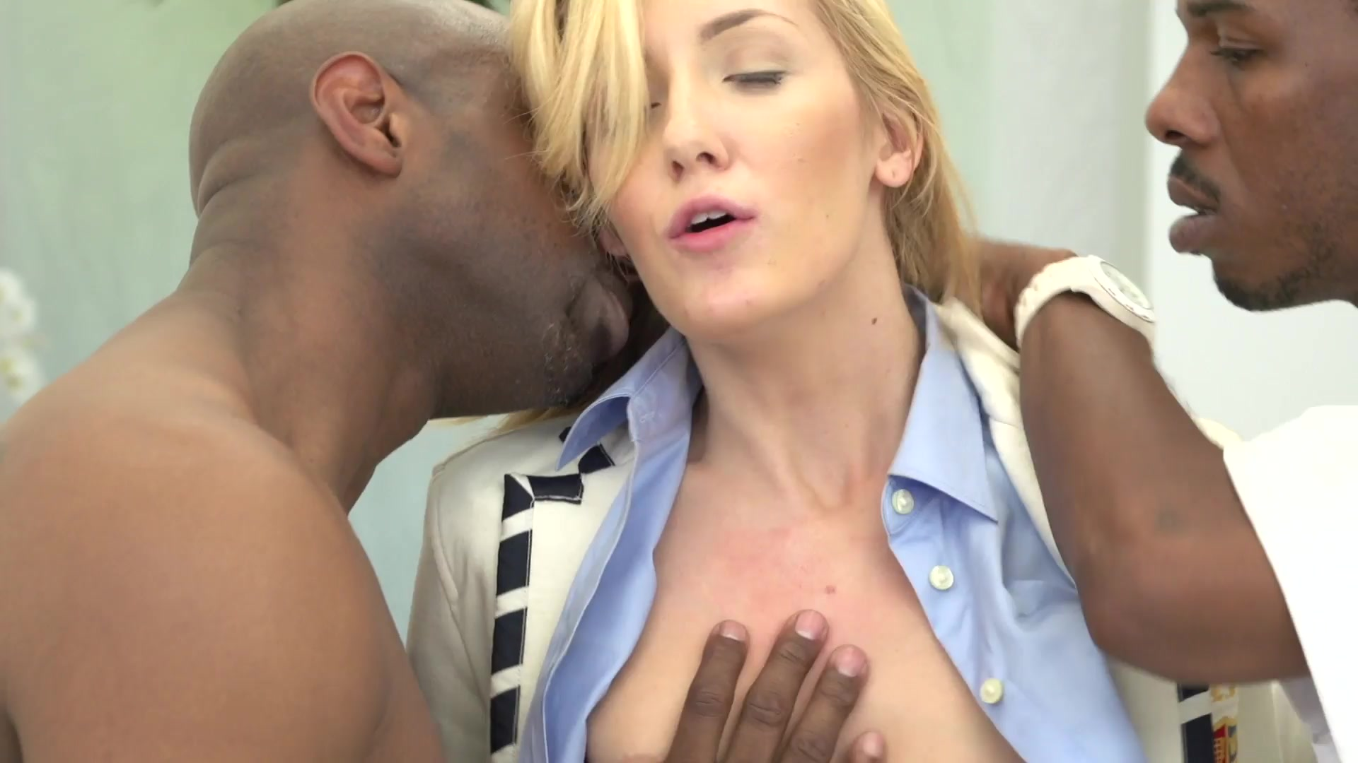 Disagree interracial porn trailer promo hot