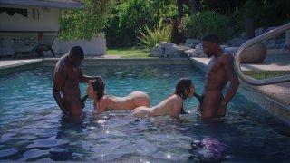 Streaming porn video still #1 from Interracial Icon Vol. 3