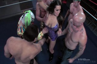 Streaming porn video still #2 from Chyna Is Queen Of The Ring
