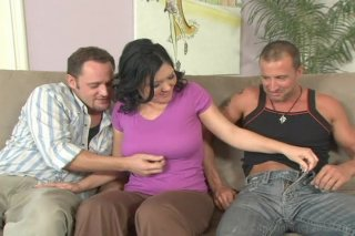 Streaming porn video still #2 from Busty Housewives