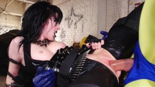 Streaming porn video still #9 from Wolverine XXX: An Axel Braun Parody