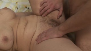 Streaming porn video still #8 from Fucking Filthy Matures #3