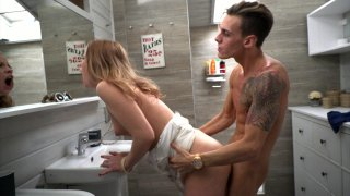 Streaming porn video still #5 from Slutty Girls Love Rocco 15