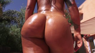 Streaming porn video still #2 from Ass Workout #2