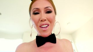 Streaming porn video still #2 from Kianna Dior: Busty Asian Cum Slut 3